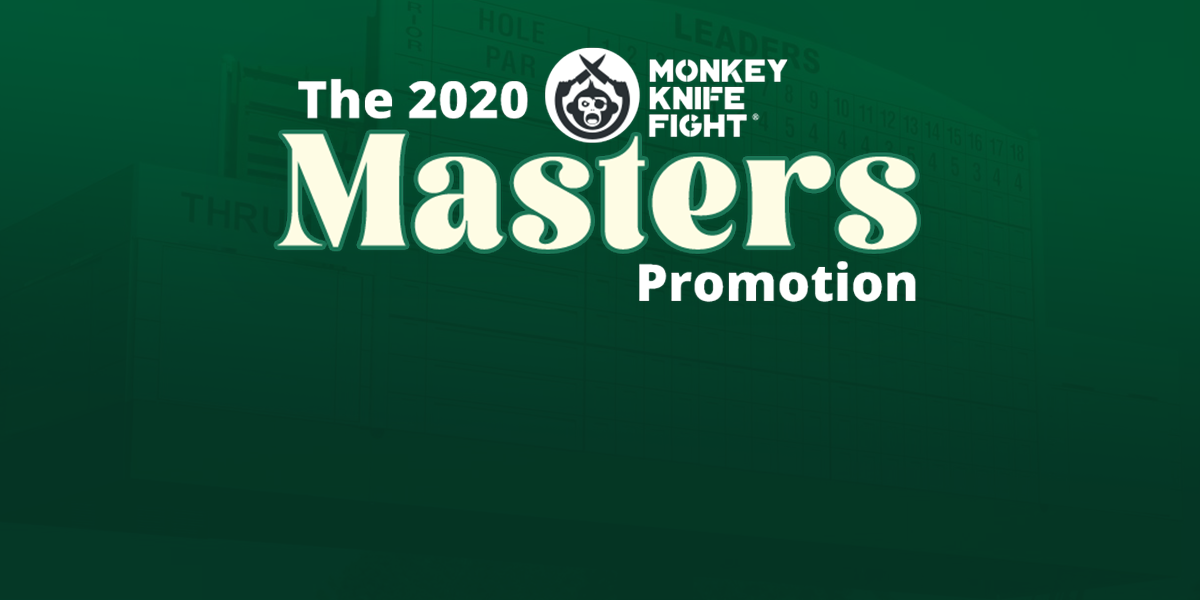 Monkey Knife Fight's Masters Promotion