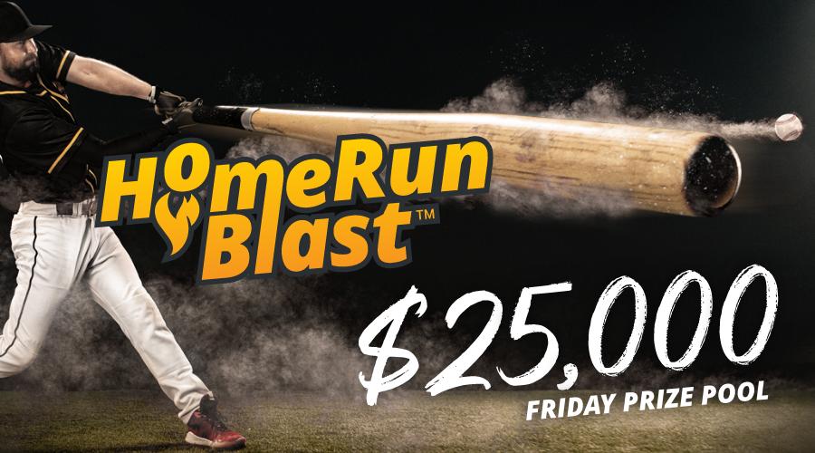 $25000 Home Run Blast MLB DFS Picks for Friday, September 24